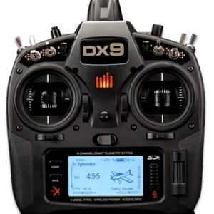 SPEKTRUM DX9 BLACK EDITION (Transmitter Only)