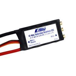 40-Amp Brushless ESC