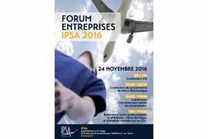Forum Entreprises : l'IPSA Paris vous présente la conférence « Les nouveaux modes de recrutement » @ Institut polytechnique des sciences avancées | Ivry-sur-Seine | Île-de-France | France