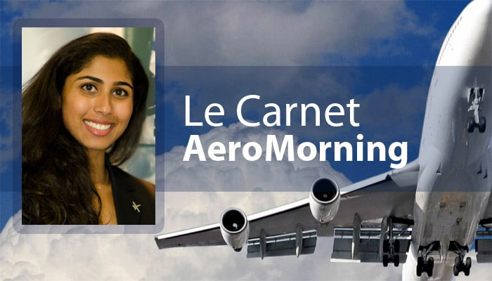 Air Charter Service nomme Tracy D'Cruz