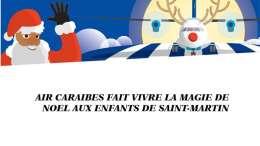 air-caraibes-saint-martin noel