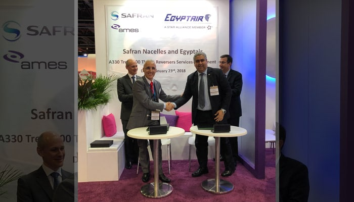 safran signe un contrat avec egyptair