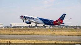 Le premier vol pour l'A330neo d'Aircalin