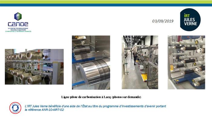 Le Projet qui recycle et transforme les textiles usagés en fibre carbone économique pour l'industrie