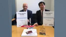 Liebherr-Aerospace va réviser les systèmes de trains d'atterrissage pour Fuji Dream Airlines