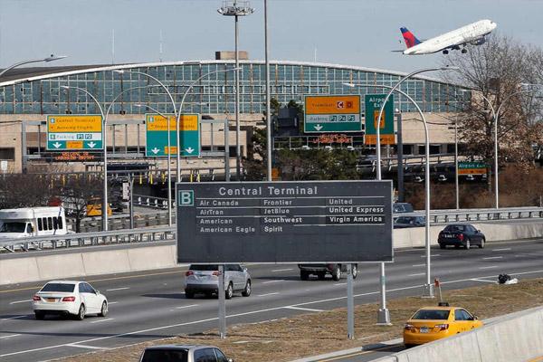 Guide Des Aroports New Yorkais JFK Newark LaGuardia