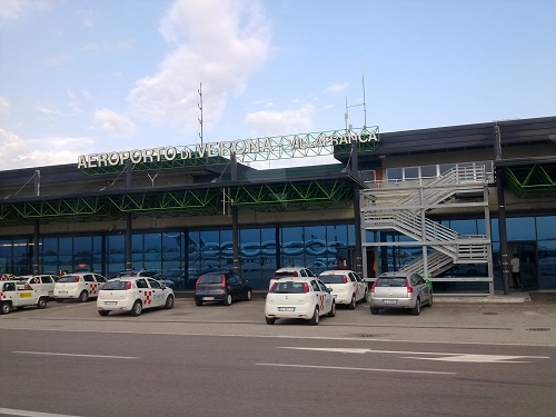 Aeropuerto de Verona - transporte aeropuerto hacia el centro ...