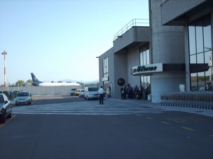 Aeropuerto de Parma-Giuseppe Verdi (PMF) - Aeropuertos.Net