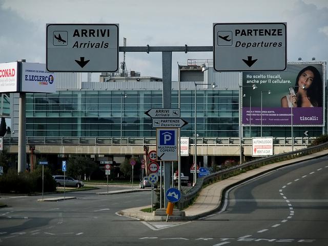 Aeropuerto de Cagliari-Elmas (CAG) - Aeropuertos.Net