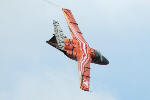 © Michael Buckle - SAAB 105E • Austrian Air Force • Royal International Air Tattoo 2011