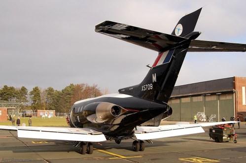 © Steve Smith - Royal Air Force • Hawker Siddeley Dominie T1 • RAF Cranwell