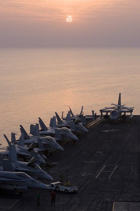 © Anthony Osborne - United States Navy • USS Enterprise