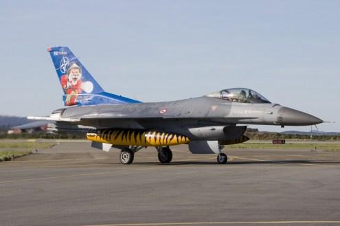 © Anthony Osborne - TUSAS F-16CG Fighting Falcon • Tiger Meet 2007