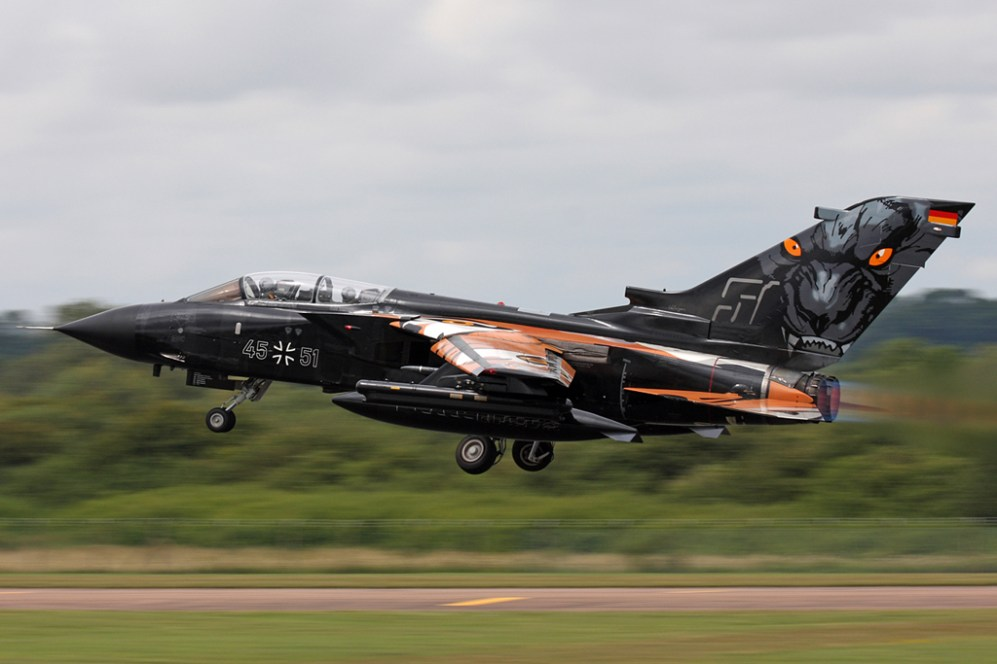 © Ben Montgomery - Panavia Tornado IDS • German Air Force • Royal International Air Tattoo 2011