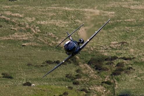 © Gordon Jones - Royal Air Force • Hawker Siddeley Dominie T1 • Low Fly