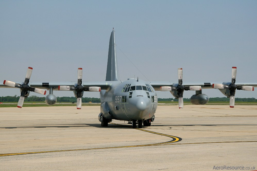 © Mark Forest - United States Navy • Lockheed C-130 Hercules • Joint Base Andrews Naval Air Facility, MD