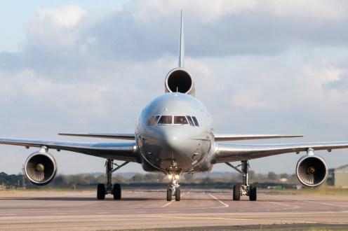 © Michael Buckle • Royal Air Force L-1011 Tristar (ZD953) • RAF Brize Norton, Oxfordshire
