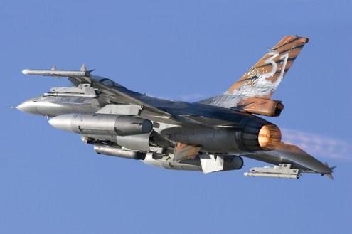 © Anthony Osborne - Lockheed Martin F-16AM Fighting Falcon • Belgian Air Force • Tiger Meet 2007
