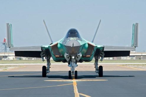 © Lockheed Martin - Released • Lockheed Martin F-35C • Fort Worth
