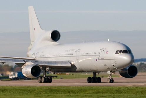 © Michael Buckle • Royal Air Force L-1011 Tristar (ZD950) • RAF Brize Norton, Oxfordshire