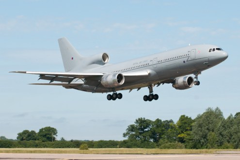© Michael Buckle • Royal Air Force L-1011 Tristar (ZE706) • RAF Brize Norton, Oxfordshire