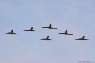 © Neil Dunridge - Pixstel.com • Hawker Siddeley Dominie T1 • RAF Cranwell