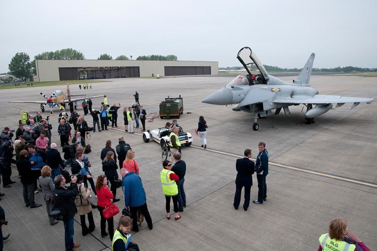 © Dunk Monk • RIAT Media Preview - RAF Fairford, UK