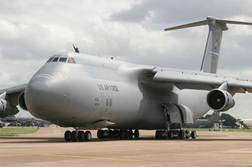 © Michael Freer - Lockheed C-5A Galaxy • United States Air Force • Royal International Air Tattoo 2007Lockheed C-5A Galaxy