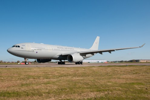 © Michael Buckle • Royal Air Force (Air Tanker) A330 Voyager (ZZ330) • RAF Brize Norton, Oxfordshire
