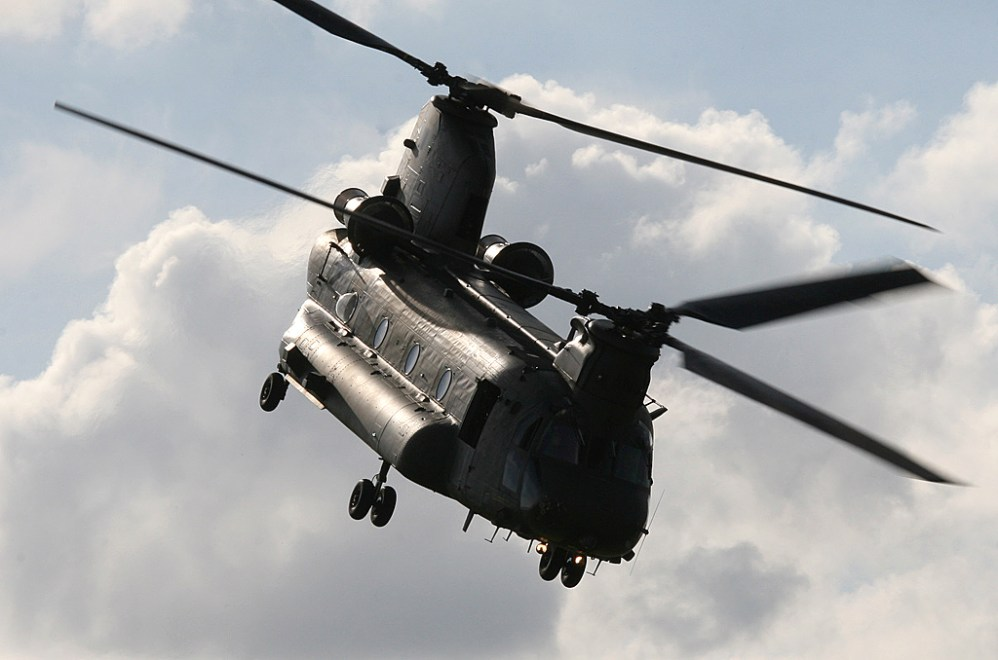 Boeing CH-47 Chinook HC.2