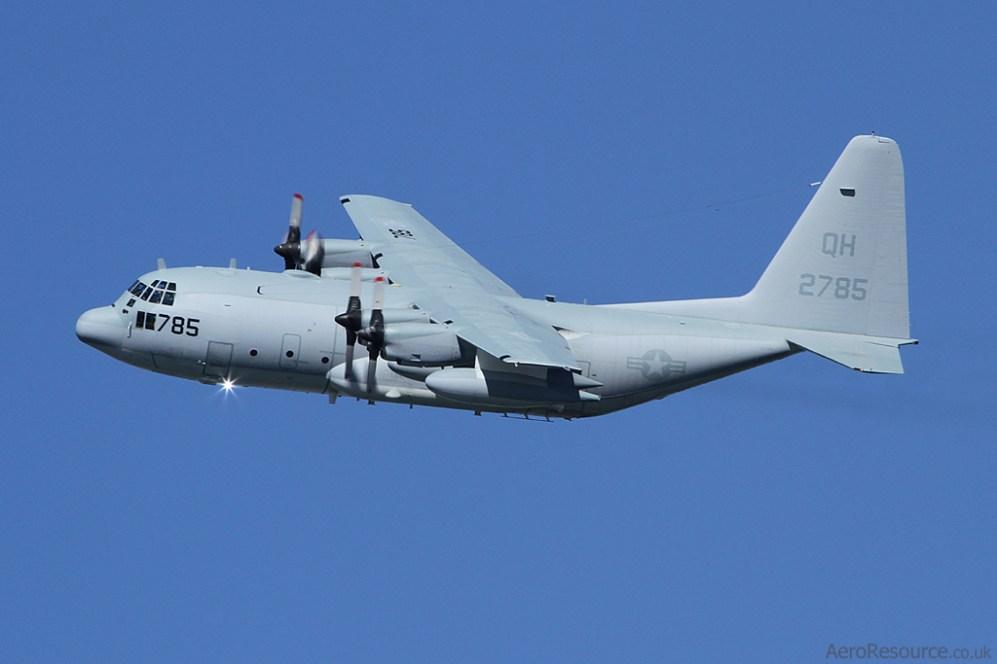 © Jason Grant - United States Marine Corps • Lockheed C-130 • NAS North Island