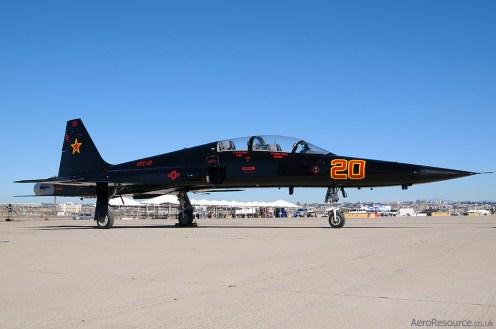 © Stuart Skelton - United States Marine Corps • Northrop F-5 Tiger • NAS North Island