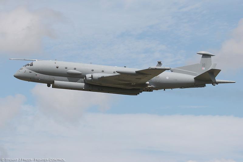 © Stuart Freer - BAe Nimrod MRA.4 • BAe Systems • Royal International Air Tattoo 2007