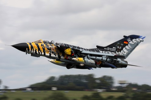 © Ben Montgomery - Panavia Tornado ECR • German Air Force • Royal International Air Tattoo 2011