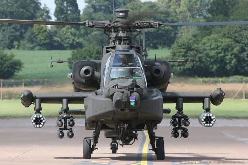 Hughes AH-64D Apache