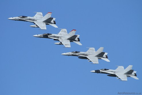 © Jason Grant - United States Marine Corps • Boeing F/A-18 Hornet Formation • NAS North Island