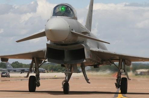 © Michael Freer - Eurofighter EF-2000 Tifon • Spanish Air Force • Royal International Air Tattoo 2007