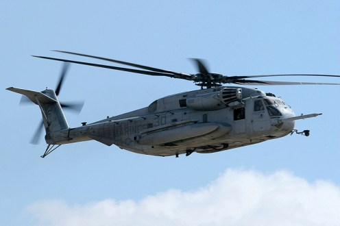 © Mark Forest - Sikorsky CH-53E Super Stallion • United States Marine Corps • MCAS Miramar Airshow 2007