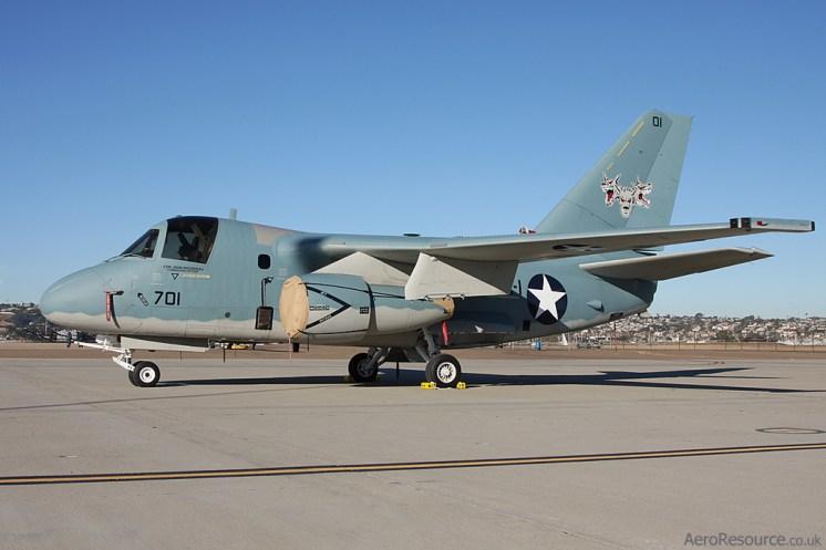 © Jason Grant - United States Navy • Lockheed S-3B Viking • NAS North Island