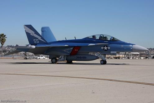© Jason Grant - United States Navy • Boeing F/A-18 Hornet • NAS North Island