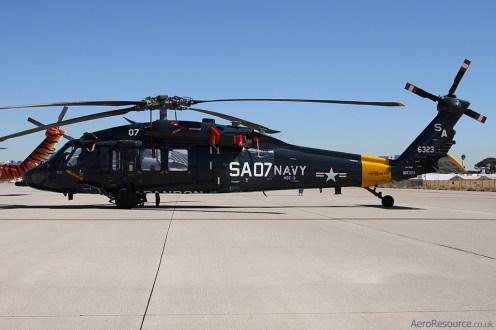 © Jason Grant - United States Navy • Sikorsky MH-60S • NAS North Island