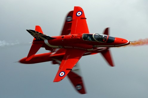 © Jamie Ewan • RAF Red Arrows • Luchtmachtdagen 2014