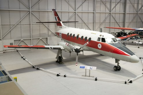 © Duncan Monk • BAE Systems Jetstream T1 XX496 • RAFM Cosford