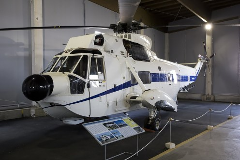 © Adam Duffield • Agusta SH-3D MM80973 • Italian Air Force Museum