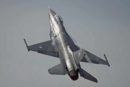 © Jamie Ewan • HAF F-16C 519 • Luchtmachtdagen 2014
