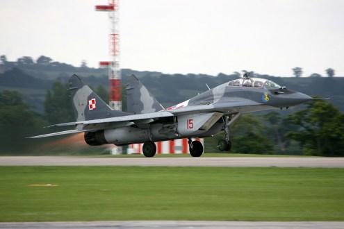 © Mark Graham - Polish Air Force • Mikoyan-Gurevich MiG-29 • RAF Yeovilton, UK