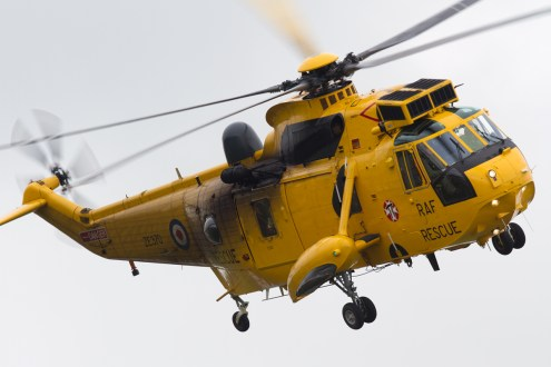 © Mic Lovering • RAF Sea King HAR3 • RAF Cosford Air Show 2015