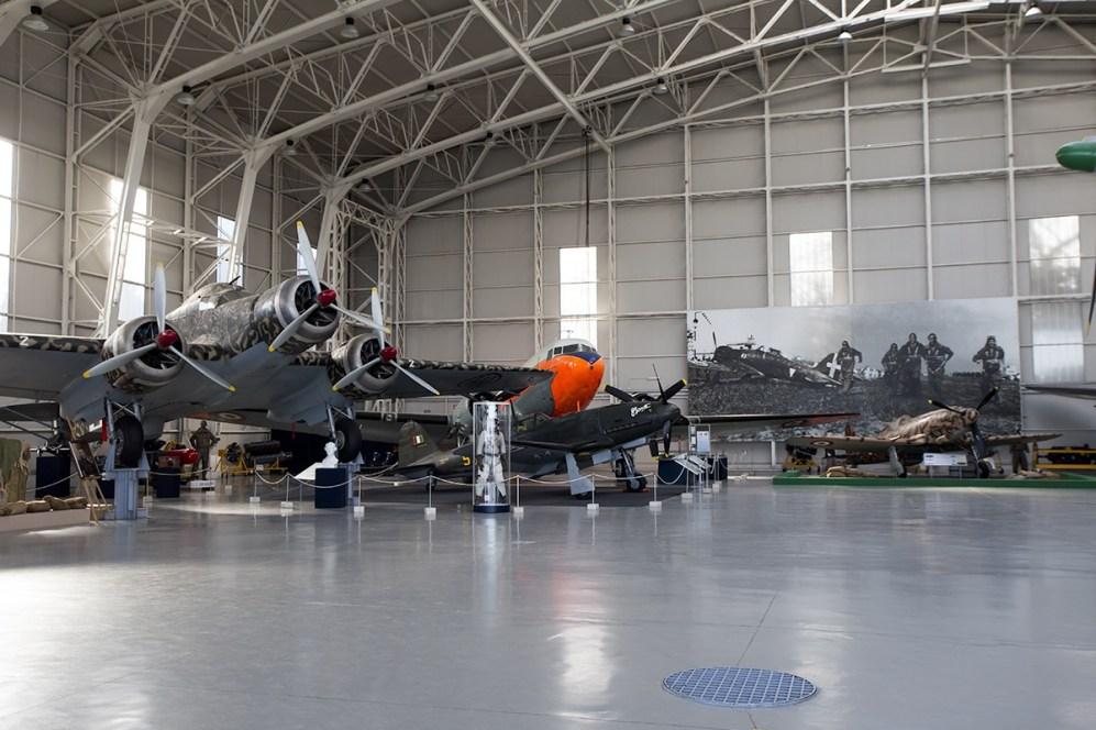 © Adam Duffield • Hangar Badoni • Italian Air Force Museum