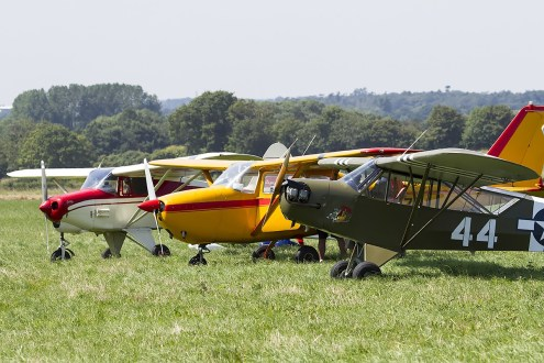 © Adam Duffield • Static Lineup • Old Buckenham Airshow 2014