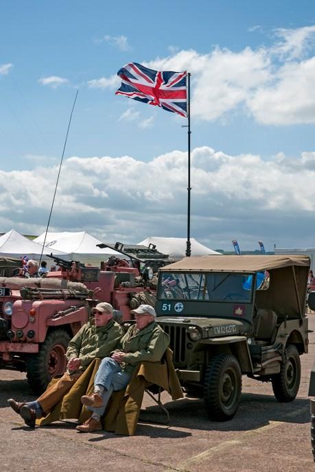 © Duncan Monk • Ground Displays • Throckmorton Air Show